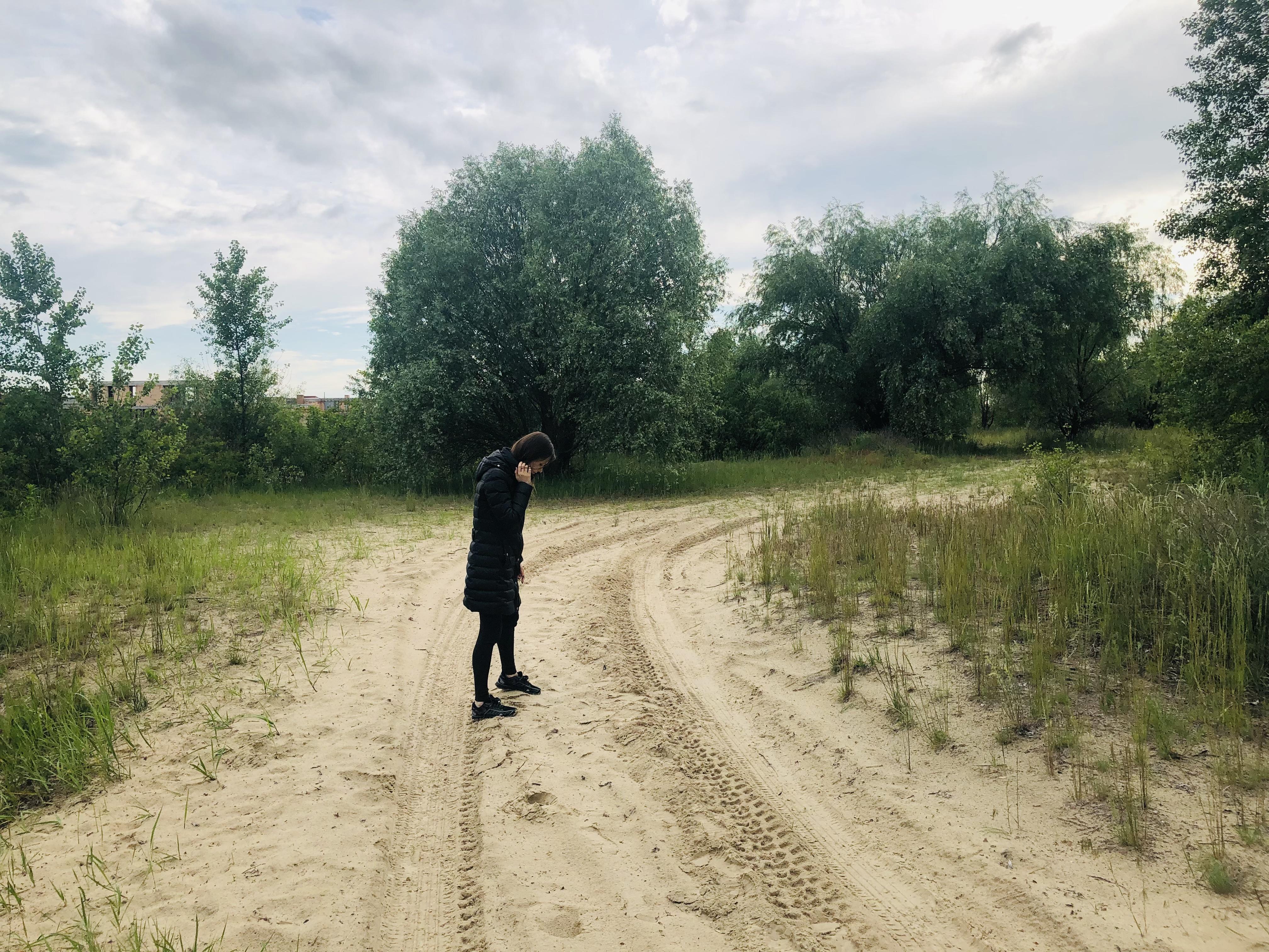 Про позволение себе быть, про следы - психолог Диана Сушко