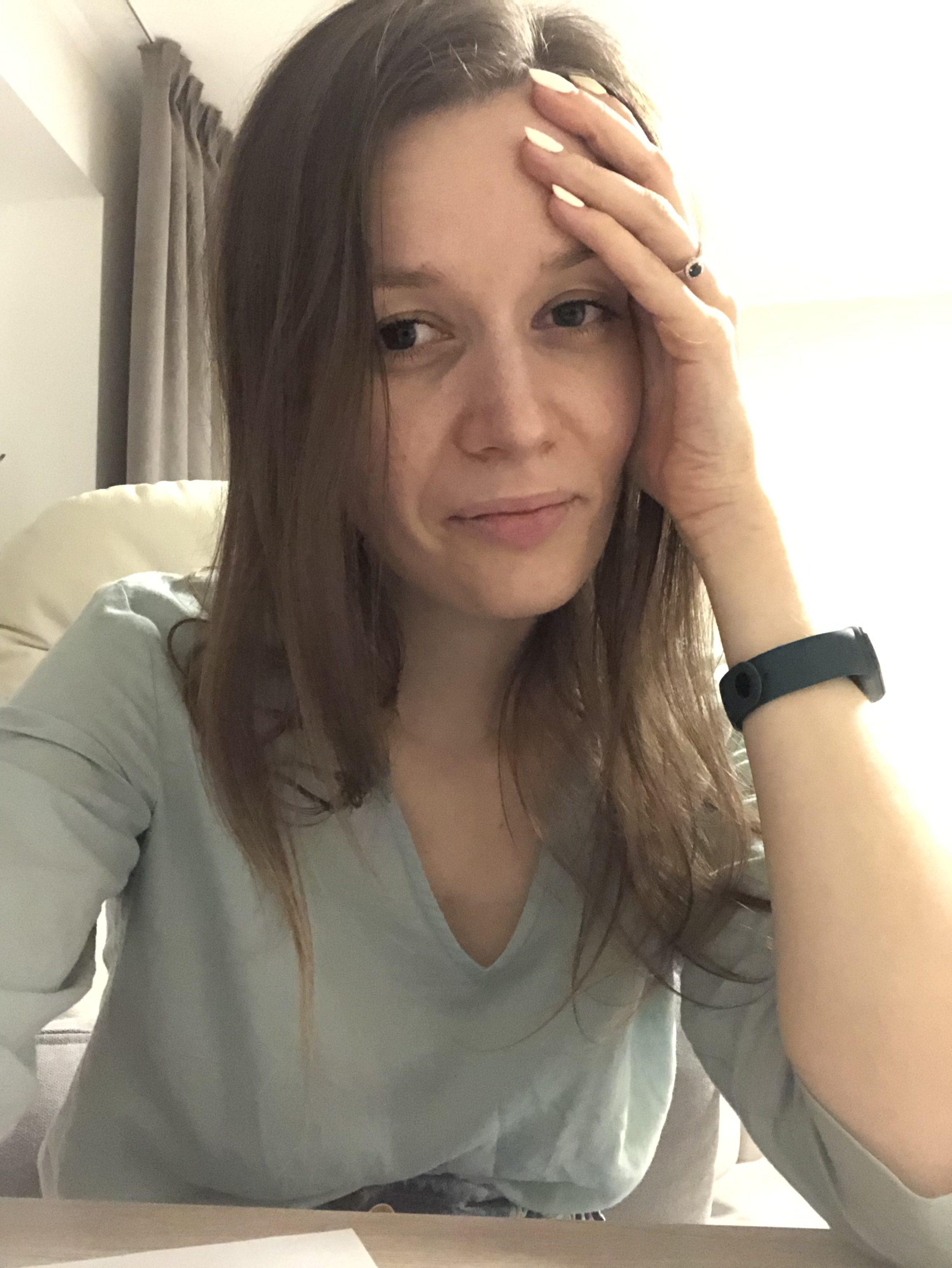 Хто я, і заодно про стилістику останніх публікацій - психолог Диана Сушко