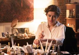 Фільм «Мадам парфюмер», 2019, Франція фото 1 - психолог Диана Сушко